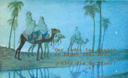 <em>¡¡¡Ésta noche llegan los Reyes Magos!!!</em>