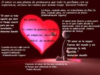 <em>Algo sobre el amor...</em>