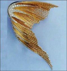 Un par de alas...