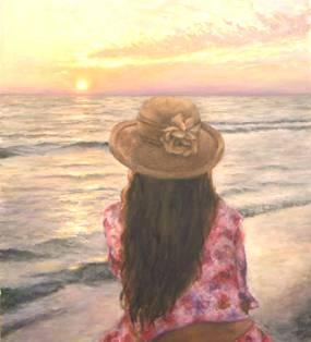 <em>Mar en calma...